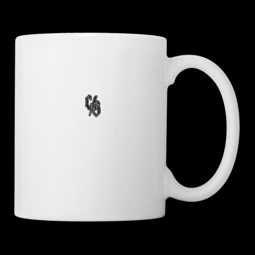 con safos with respect - Mug