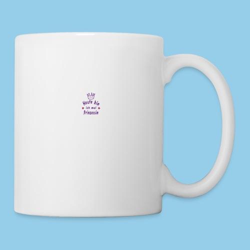today princesin - Mug