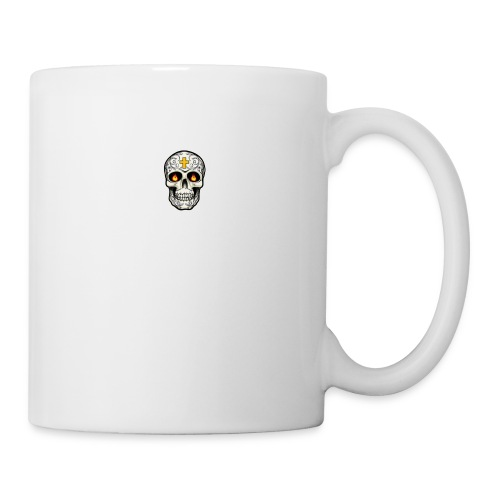 tete de mort - Mug blanc