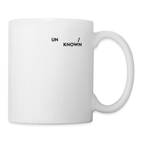 TSCHNIK | Known/Unknown - Tasse