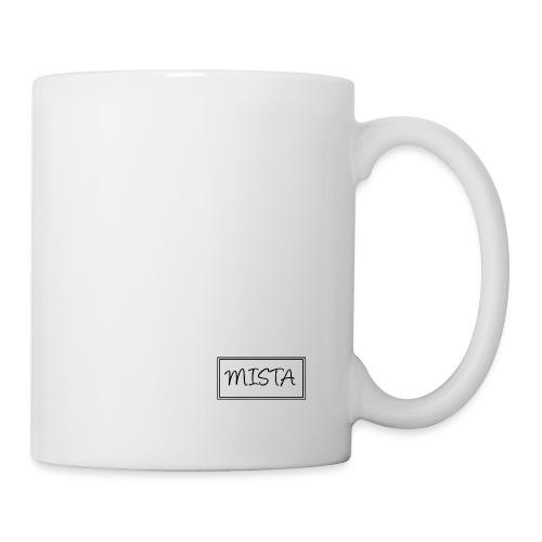 MISTA Logo - Tasse