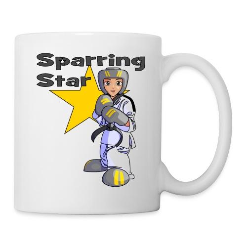 tkdkidblack2 png - Mug