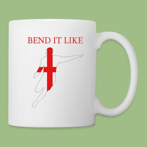 Bend It Like DavidBeckham - Mugg