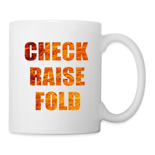 Check Raise Mug - Mug