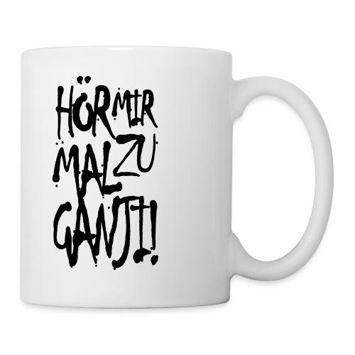 Ganji 1.0 / Der Kultspruch für dein Shirt - Tasse