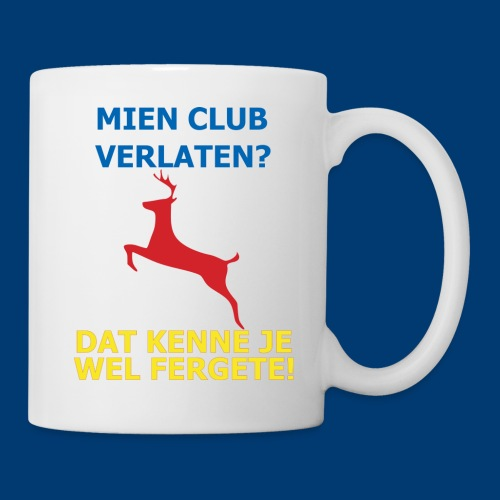 Dit is mien club! - Mok