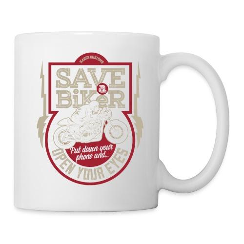 Save A Biker - Mug
