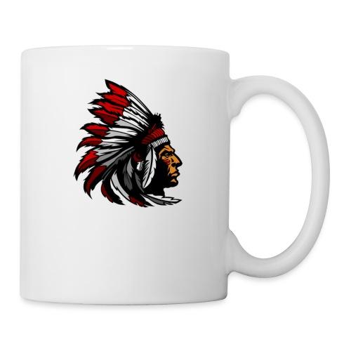 Indianer - Tasse