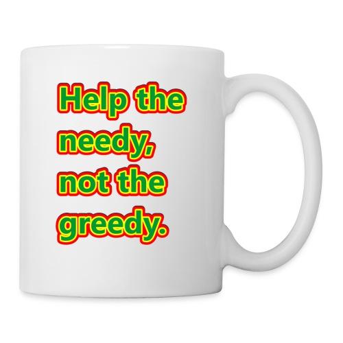 help - Mug
