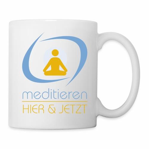 MeditierenHierJetzt.ch - Tasse