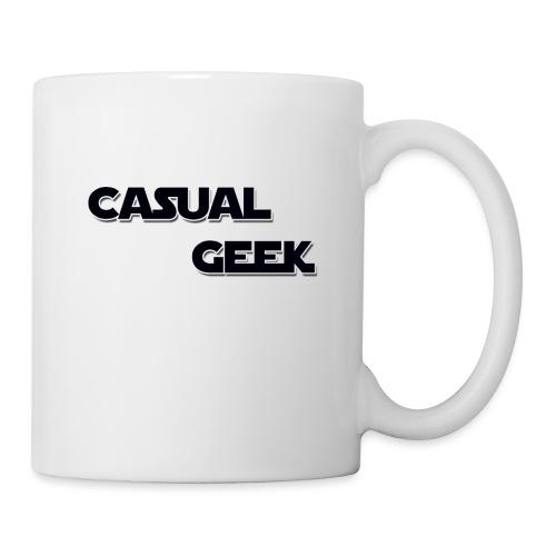 CasualGeek Standard Logo - Mug