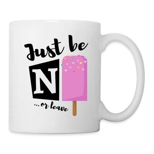 Spruch Eis ice cream - Tasse