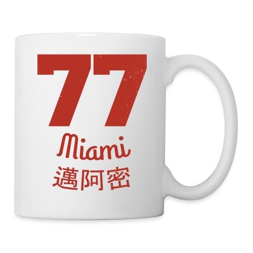 77 miami - Tasse
