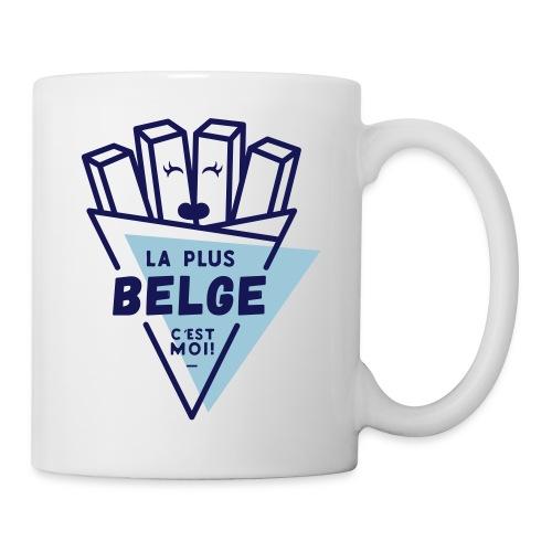 La+Belge - Mug blanc