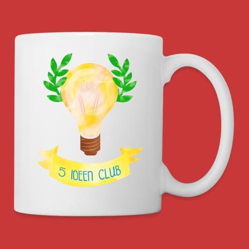 5 IDEEN CLUB Glühbirne 2018 - Tasse