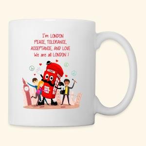 Londi London (Design No 5) - Mug