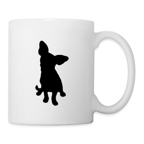 Chihuahua istuva musta - Muki