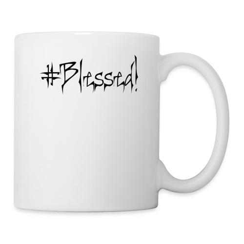 #Blessed - Mug