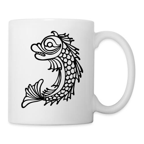 grenoble dauphin - Mug blanc
