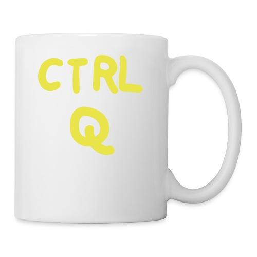 Mug for Quitters / No. 2 - #TakeTheExit - Mug