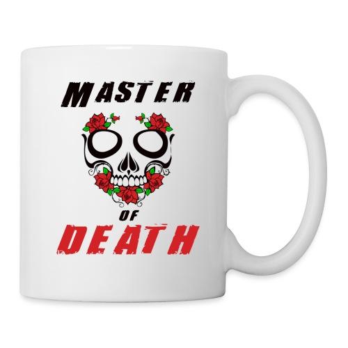 Master of death - black - Kubek