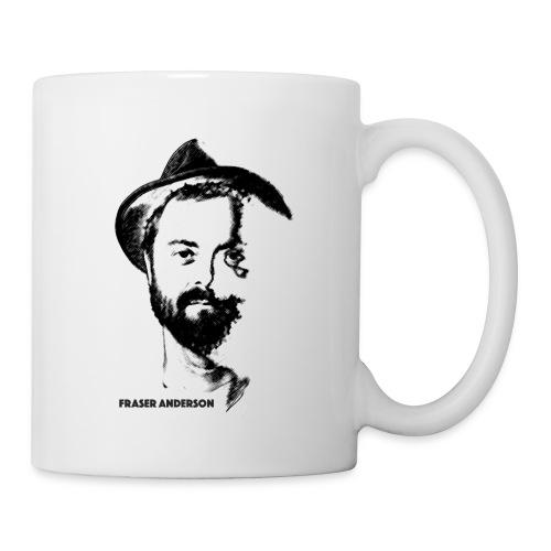 Fraser in hat - Mug