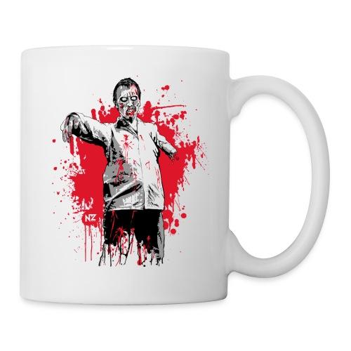 zombie - Mug blanc