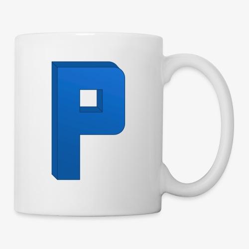 La tasse - Mug blanc