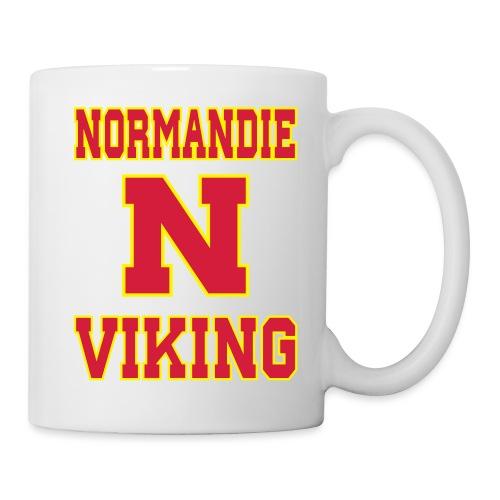 Normandie Viking - Mug blanc