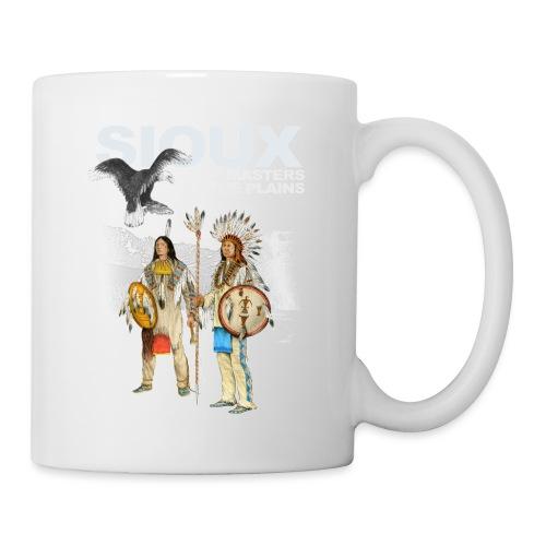 Sioux Dakota - Mug blanc