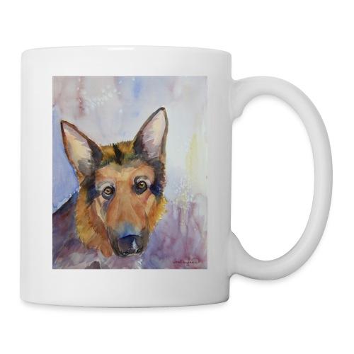 german shepherd wc - Kop/krus