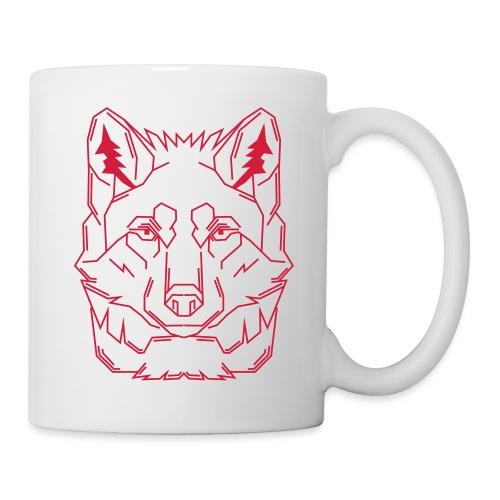 Red Wolf - Tasse