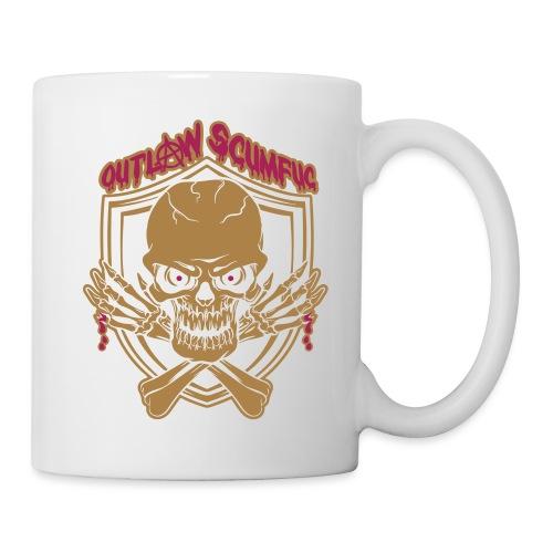 Outlaw Scumfuc - Tasse