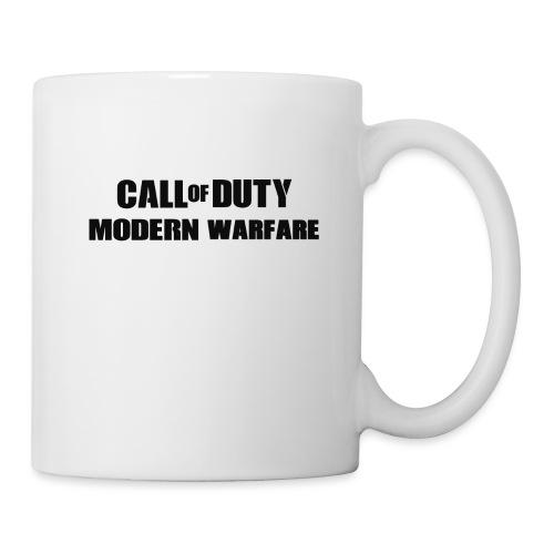 CoD Modern Warfare - Tasse