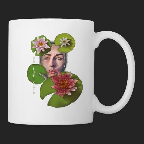 Friluftsliv L'art de se connecter avec la nature - Mug blanc