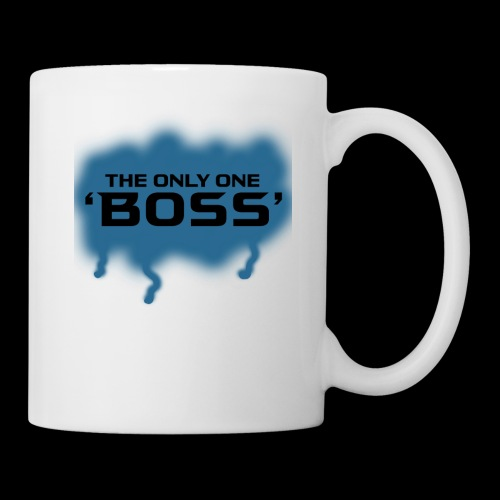 the only one BOSS - Tasse