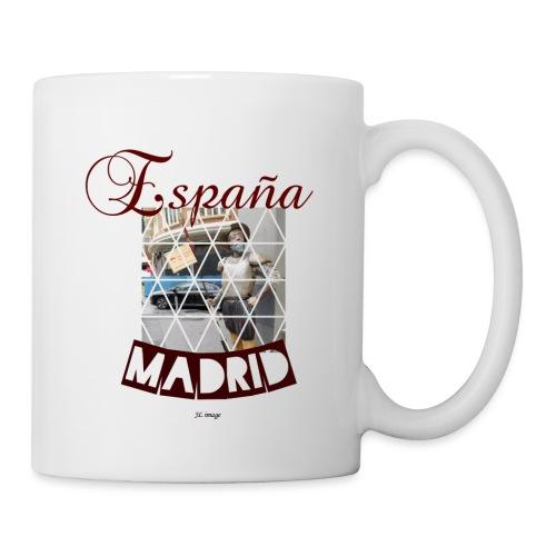 España madrid - Taza