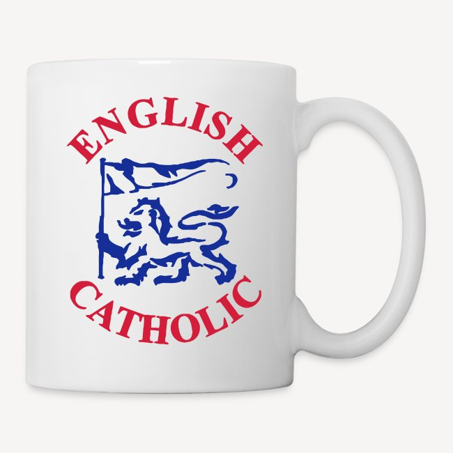MUG - ENGLISH CATHOLIC