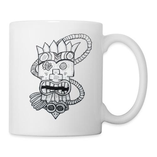 SteamTiki - Mug blanc