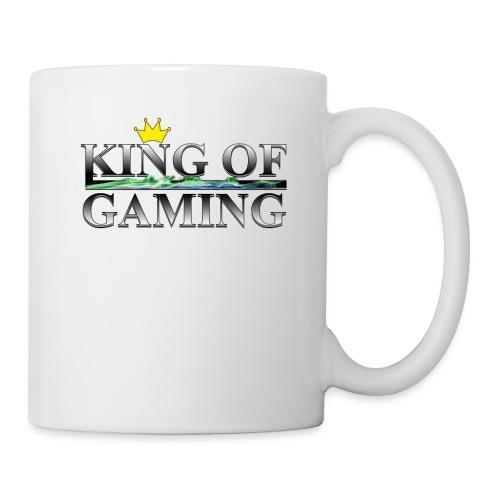 King of Gaming Gamer Geschenk - Tasse