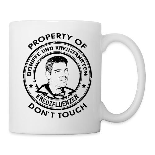 Property of your Highness RUND Black - Tasse