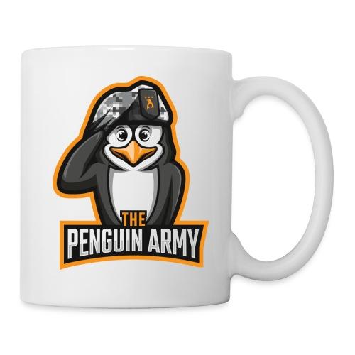 The Penguin Army Logo - Tasse