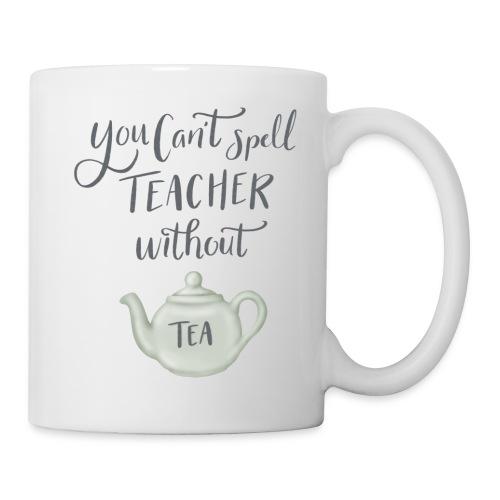 Tea teacher - Mugg