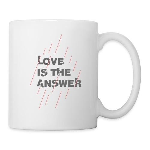 LOVE IS THE ANSWER 2 - Tazza
