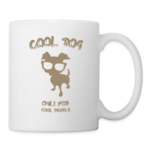 COOL DOG Tortora - Tazza