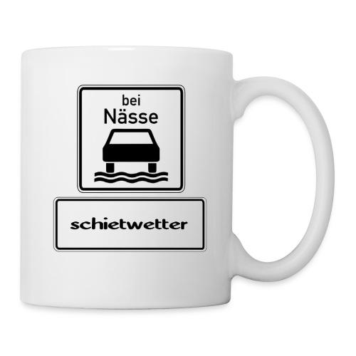 Schietwetter - Tasse
