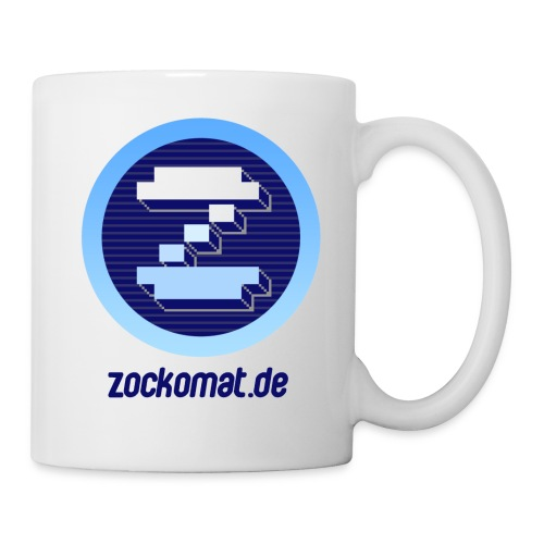 zockomatlogotasse - Tasse