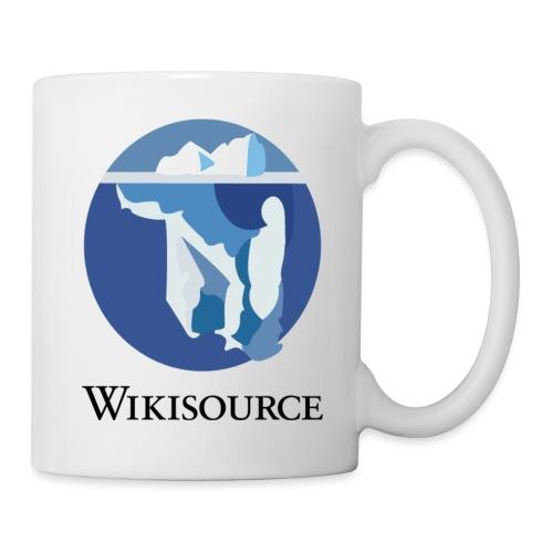 Wikisource texte - Mug blanc