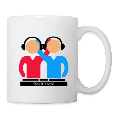 Guys In Pyjamas Logo - Tasse