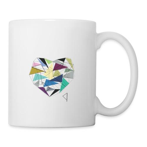 Abstract Heart - Mug